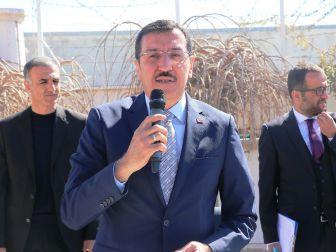 Bakan Tüfenkci'den Halkbank Genel Müdür Yardımcısının Tutuklanmasıyla İlgili Açıklama