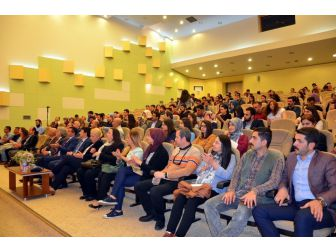 """Harran Üniversitesinde 'Uygarlığın Doğduğu Toprak: Şanlıurfa"""" Konferansı"""
