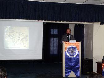 Çıldır'da 'Kuruluşundan Bugüne Türkiye, Gürcistan, Ermenistan Üçgeninde Çıldır' Konferansı
