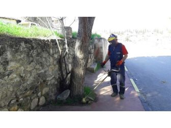 Alaşehir Belediyesinden Bahar Temizliği
