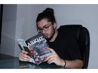 Arkhe Dergisinin İlk Sayısı Yayınlandı