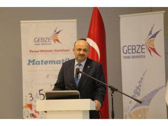 Bakan Işık, Mıt'a Rakip Olarak Gebze Teknik Üniversitesi'ni Gösterdi