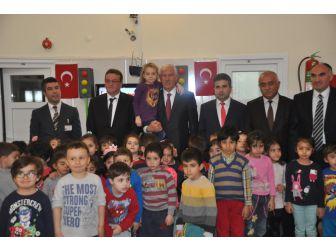 Kayseri'de 113 Bin Öğrenci Akıllı Adımlar İle Trafik Bilinci Kazanacak