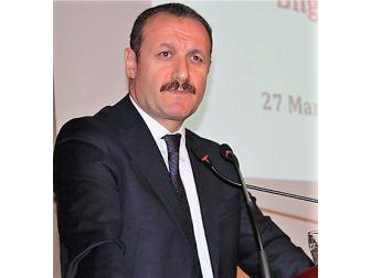 Osb Yönetimleri Ankara'da Toplandı