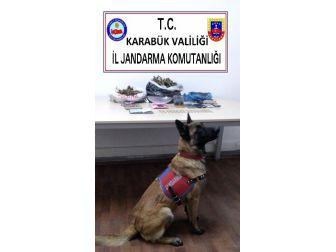 Karabük'te Sahte Altın Ve Uyuşturucu Ele Geçirildi