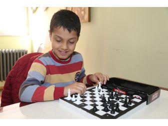 Görme Engelliler Türkiye Şampiyonasına Ko-mek İle Hazırlanıyor