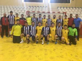 Adıyaman Üniversitesi Hentbol Takımı Finale Yükseldi