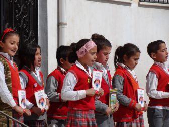 Köy Okullarımız Kütüphanesiz Kalmasın Etkinliği