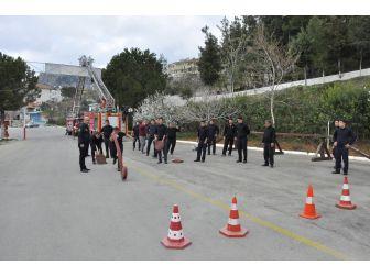Büyükşehir Alev Savaşçıları Yaza Hazırlanıyor