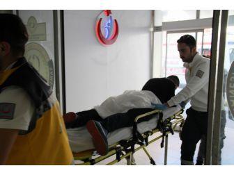 Kız Meselesi Yüzünden Çıkan Kavga Kanlı Bitti: 2 Yaralı