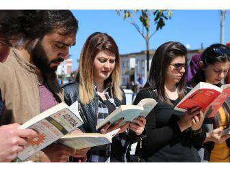 Odü'de Kitap Okuma Etkinliği