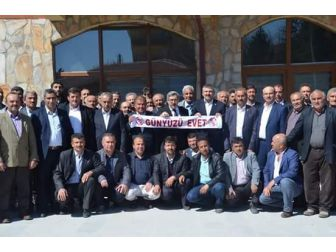 Kültür Ve Turizm Bakan Yardımcısı Doç. Dr. Hüseyin Yayman Günyüzü'nde