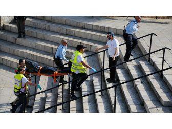 İsrail Polisi Bir Filistinli Kadını Öldürdü