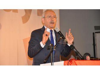 Chp Genel Başkanı Kılıçdaroğlu: Terör Bir İnsanlık Suçudur. Hep Birlikte Karşı Durmalıyız