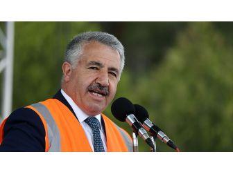 Bakan Arslan'dan Doğu Anadolu ile Doğu Karadeniz'e Tren Müjdesi