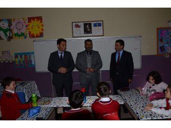 Kars'ta Öğrencilere Trafik Eğitimi