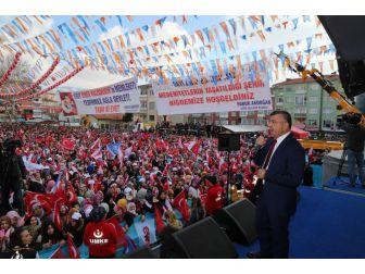 Niğde Belediye Başkan Faruk Akdoğan:
