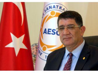 """Aesob Başkanı Dere: """"Tütün Ve Alkol Satış Ruhsatları İçin Son Gün 31 Mart"""""""