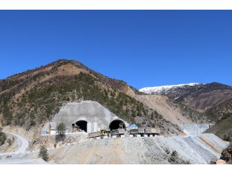 Tünel Dağı Bu Kez Boğazından Değil Göbeğinden Deliyor