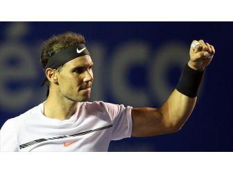 Nadal Miami Açık'ta Yarı Finalde