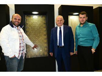 Türk Mermer Firmasından Dubai Ve New York'a Showroom