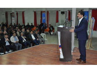 """Eğitim-bir-sen Genel Başkan Yardımcısı Şükrü Kolukısa: """"16 Nisan'da Mührümüzü 'Evet' Olacak"""""""