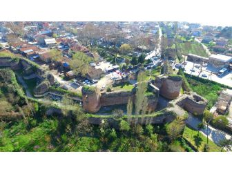 2000 Yıllık Tarihi Surlarda Restorasyon Başladı
