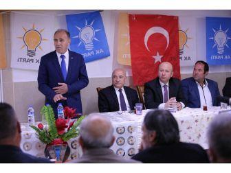 Başkan Çolakbayrakdar'dan Erkilet'e Müjdeli Haber