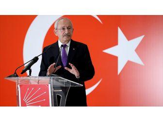 Chp Genel Başkanı Kılıçdaroğlu: Halk Oylamasının Kişiler Ve Partilerle İlgisi Yok