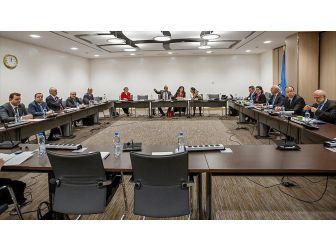 Atassi: 'BM'den Esed Rejiminin Savaş Suçlarını Engellemesini Talep Ettik'