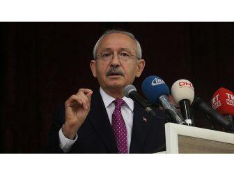 Chp Genel Başkanı Kılıçdaroğlu: Hep Birlikte Daha Fazla Demokrasi İstiyoruz
