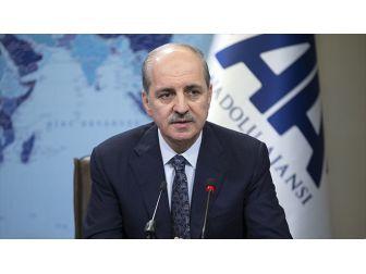 Numan Kurtulmuş: Anadolu Ajansı Dünyanın Sayılı Ajanslarından Birisi