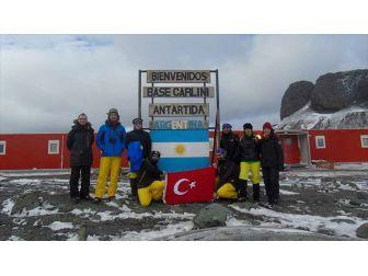 Türk Antarktik Ekibi 2. Sefere Aralıkta Çıkacak