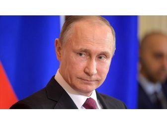 Rusya Devlet Başkanı Putin'den Mısır'a Başsağlığı