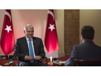 Başbakan Yıldırım: Türkiye'yi Esed'le Saddam'la Nasıl Yan Yana Koyuyorsunuz