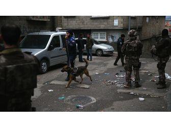 Gaziantep'te Şafak Vakti Uyuşturucu Operasyonu