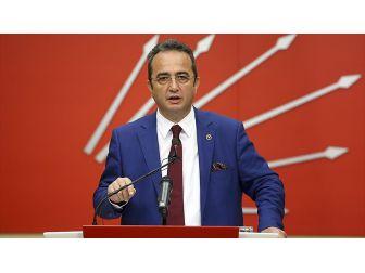 Chp Genel Başkan Yardımcısı Tezcan: Ysk'ya Eş Zamanlı Olarak İtirazlarımızı Yapacağız