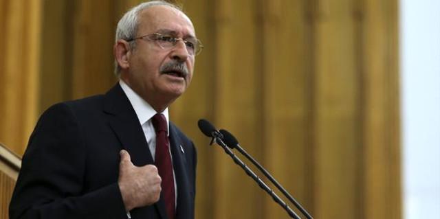 Kılıçdaroğlu Fetullah Gülen'e 'densiz' dedi