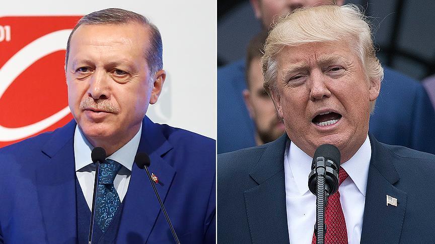 Erdoğan'ın Trump ile görüşeceği tarih