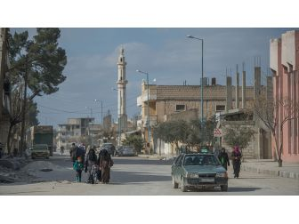 Türkiye Diyanet Vakfınca Suriye'de 66 Cami Onarılacak