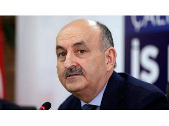 Çalışma Ve Sosyal Güvenlik Bakanı Müezzinoğlu'ndan Kıdem Tazminatı Açıklaması