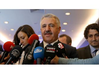 Ulaştırma, Denizcilik Ve Haberleşme Bakanı Arslan: Yap-işlet-devret'in Ruhunda Bu Var