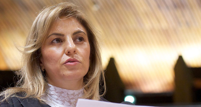 T.C Üsküp BüyükElçisi Tülin Erkal Kara'dan Makedonya için çok acil çağrı!