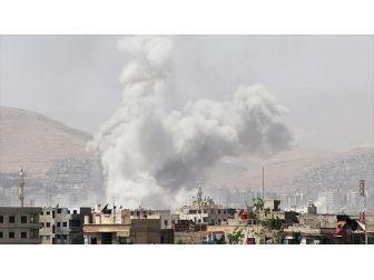 Suriye'de Yerleşim Yerlerine Saldırı: 4 Sivil Hayatını Kaybetti