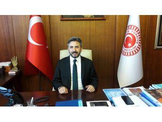 Tbmm Başkanvekili Aydın 1 Mayıs'ı Kutladı