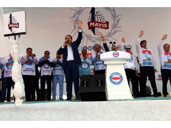 """Memur-sen Genel Başkanı Ali Yalçın: """"Kadroya Geçiş Vaadini İmza Altına Alacağız"""""""