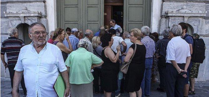 Yunanistan'da Kriz daha da derinleşiyor!