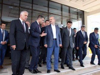 İçişleri Bakanı Soylu, Afyonkarahisar'a Geldi