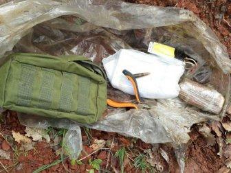 Bingöl, Yayladere'de C4 Patlayıcı İle Eyp Ateşleyicisi Ele Geçirildi