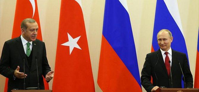 Rus Medyasında Gündem Erdoğan Putin